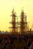 Высокорослые гонки 2013 кораблей Стоковые Фото