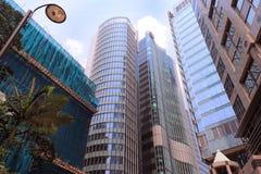Высокорослые здания небоскреба Стоковое фото RF