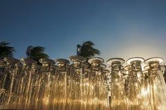 Высокорослые стекла Стоковые Фото