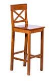 Высокорослый барный стул Стоковое Изображение RF