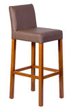 Высокорослый барный стул Стоковое фото RF