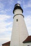 Высокорослый маяк Стоковая Фотография RF