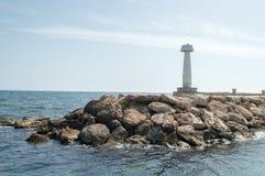 Высокорослый маяк Стоковые Изображения RF