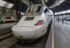высокоскоростной поезд tgv Стоковое фото RF