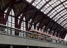высокоскоростной поезд Стоковые Изображения RF