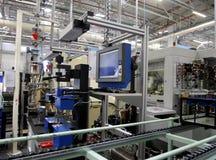Высокотехнологичная фабрика Стоковое Изображение