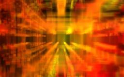 высокотехнологичное предпосылки красивейшее Стоковая Фотография RF