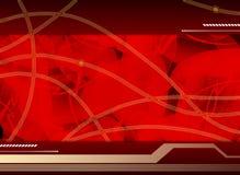 высокотехнологичный шаблон Стоковые Изображения RF
