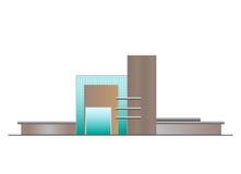 Высота здания Стоковые Фотографии RF