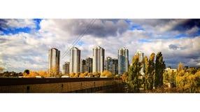Высотные здания стоковое фото rf