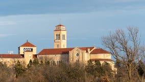 Высоты Assisi стоковые изображения