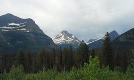 Высочество горы Стоковое Изображение