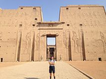 Высочество Египта Стоковое Изображение