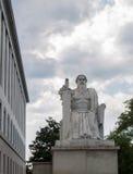 Высочество статуи закона в DC Вашингтона стоковая фотография rf