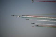 Выставка авиации стоковые фото