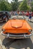 Выставка автомобиля в Манчестере Коннектикуте стоковые изображения rf