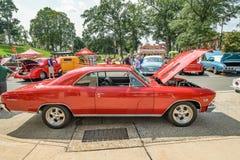 Выставка автомобиля в Манчестере Коннектикуте стоковое фото