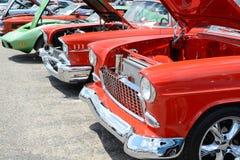 выставка автомобиля классицистическая Стоковые Фото