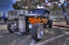Выставка автомобиля 2013 Ливермора Vitage Стоковые Фото