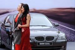 Выставка автомобиля Стоковое Фото
