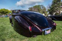 Выставка автомобиля Pleasanton Goodguys ca 2014 Стоковое Изображение