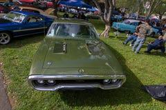 Выставка автомобиля Pleasanton Goodguys ca 2014 Стоковое Изображение RF