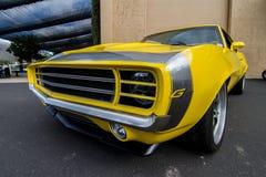 Выставка автомобиля Pleasanton Goodguys ca 2014 Стоковые Фотографии RF