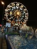 Выставка Беневента - Luna Park Стоковые Изображения
