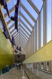 Выставка внутри павильона 01 Испании, милан 2015 ЭКСПО Стоковая Фотография RF