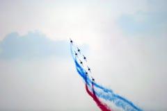 выставка воздуха Стоковая Фотография RF