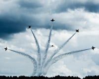 выставка воздуха Стоковые Изображения RF