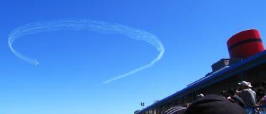 выставка воздуха Стоковое Фото