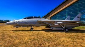 Выставка воздушных судн стоковое изображение