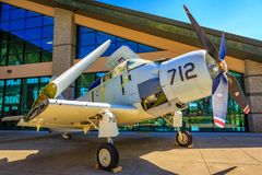 Выставка воздушных судн Стоковые Изображения RF