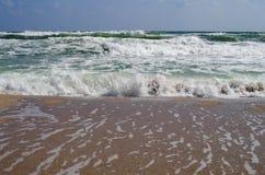 Выставка волн Стоковое фото RF