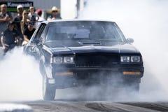 Выставка дыма грандиозного соотечественника Buick стоковые изображения
