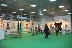 Выставка, звероловство и рыбная ловля шлюпки Белграда Стоковая Фотография RF