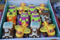 Выставка игрушек Стоковая Фотография