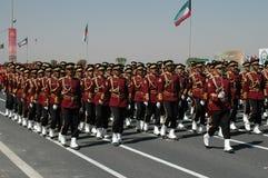 выставка Кувейта армии Стоковое Изображение RF