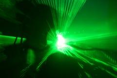 выставка лазера стоковое фото rf