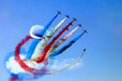 Выставка летания недели воздуха Афин Стоковые Фото