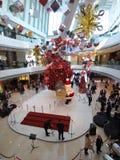 выставка мола ifc рождества Стоковые Фотографии RF