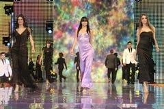 выставка одежд Стоковое Фото