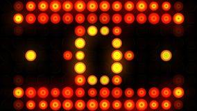 Выставка света клуба видеоматериал