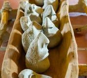 Выставка современного искусства замка Evoramonte Стоковые Фотографии RF