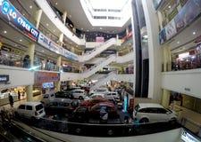 выставка способа автомобиля старая Стоковая Фотография RF