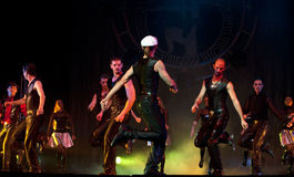 выставка танцульки самомоднейшая Стоковые Фотографии RF