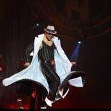 выставка танцульки самомоднейшая Стоковое Фото
