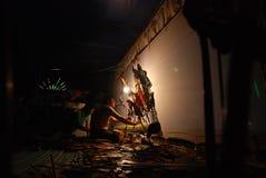 Выставка тени Стоковые Изображения RF