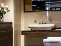 Выставка туалета Стоковые Изображения RF